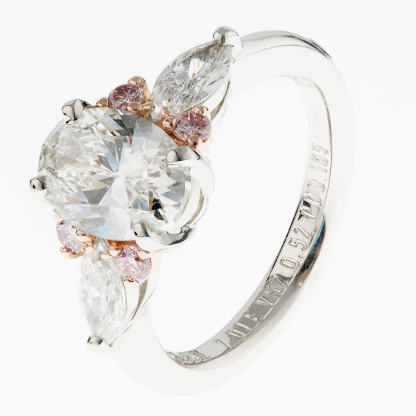 2ct Oval diamond